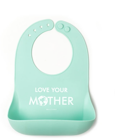 Bella Tunno Wonder Bib-Love Your Mother