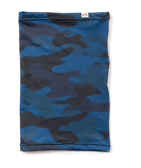 Appaman Neck Gaiter-navy camo
