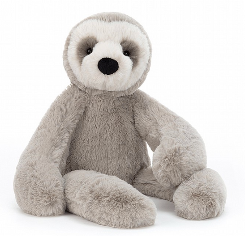 Jellycat Medium Bashful Sloth