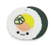 Lou Lou Lollipop Teether -sushi