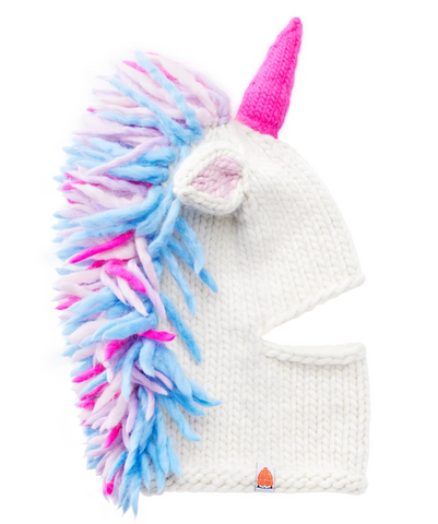 Sh*t That I Knit Balaklava-unicorn
