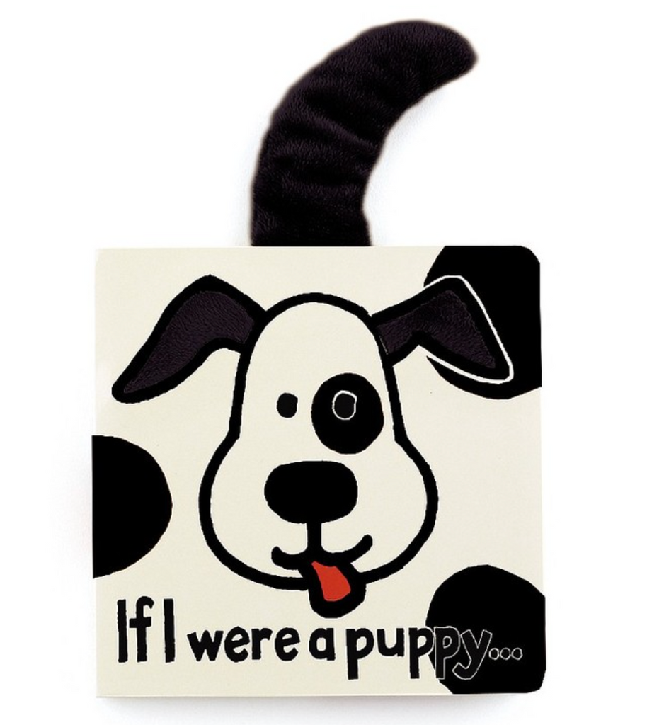 Copy of Jellycat If I Were Books - Puppy