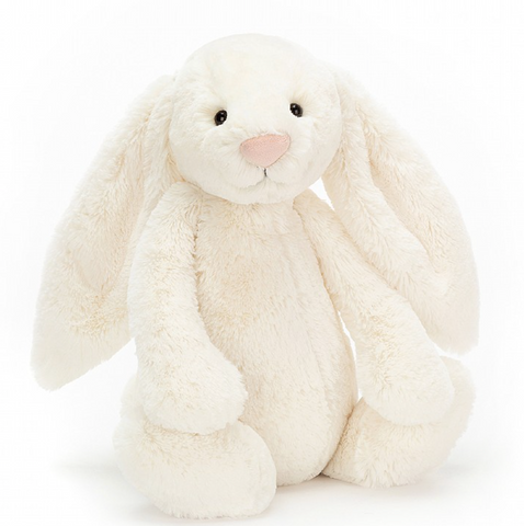 Jellycat Large Bashful Cream Bunny