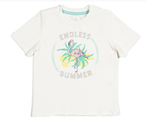 Egg New York Damian Tee in Endless Summer