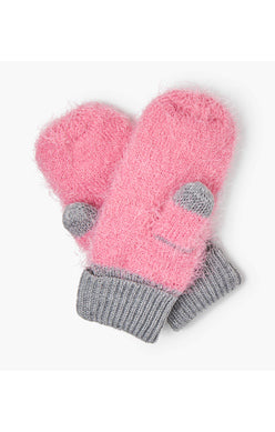 Hatley Shimmer Unicorn Mittens