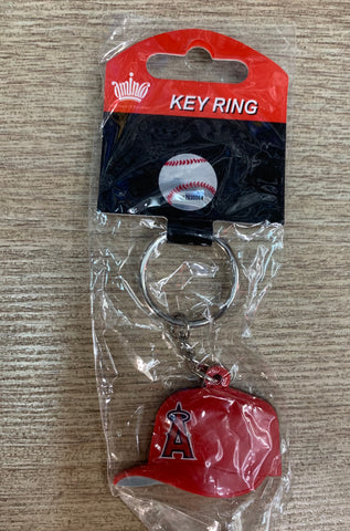 California Angels Key Ring