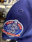 Los Angeles Dodgers 60th Anniversary Royal Icey Blue Bottom