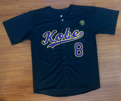 Los Angeles Dodgers Kobe Bryant Men's Jersey