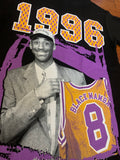 "Los Angeles Lakers Kobe Bryant ""1996"" Men's T-Shirt"