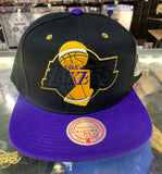 Los Angeles Lakers The Finals '09/'10 Mitchell & Ness Snapback