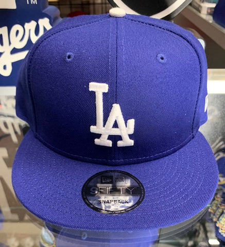 Los Angeles Dodgers New Era On Field Snapback