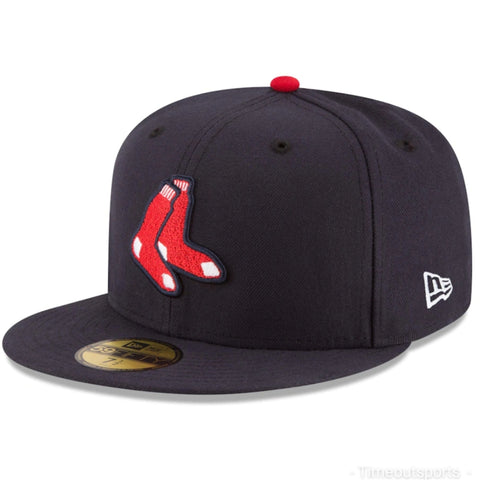 Boston Red Sox New Era 59Fifty On Field Fitted Hat