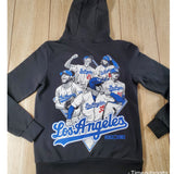 Los Angeles Dodgers Black World Series Pullover Hoodie