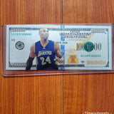 Los Angeles Lakers Kobe Bryant Dollar