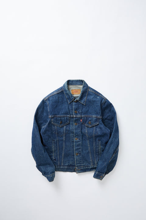 early 80's Levi's Denim jacket (L)