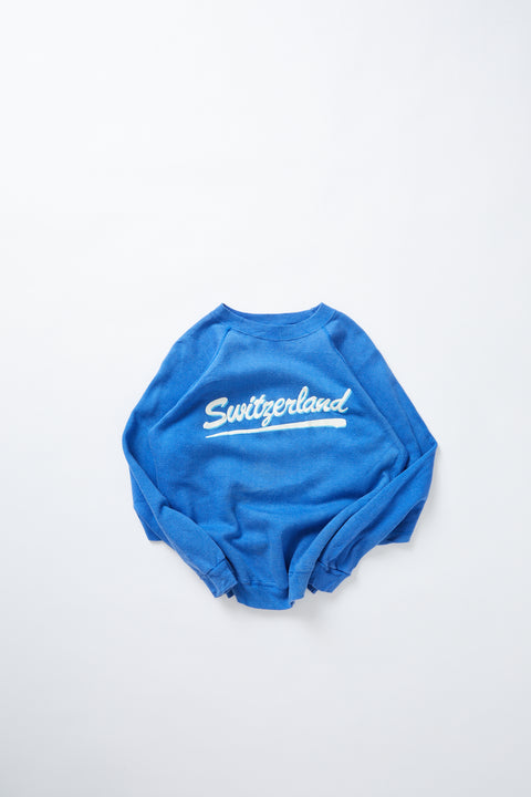 Vintage Switzerland Sweat (L)