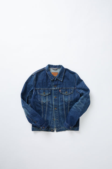 Early 80's Levi's denim jacket (S)