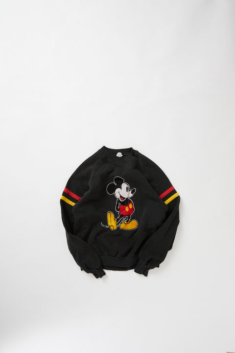 80's Mickey sweat (S)