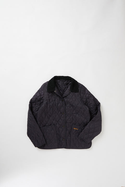 Barbour quilted jacket (M)