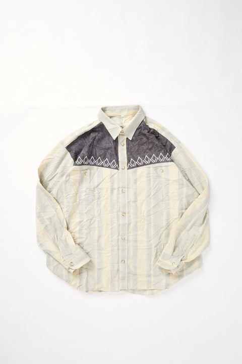 Patterned shirt (2XL)