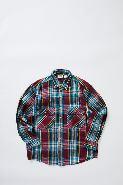 Five Brothers Flannel Shirt (L)