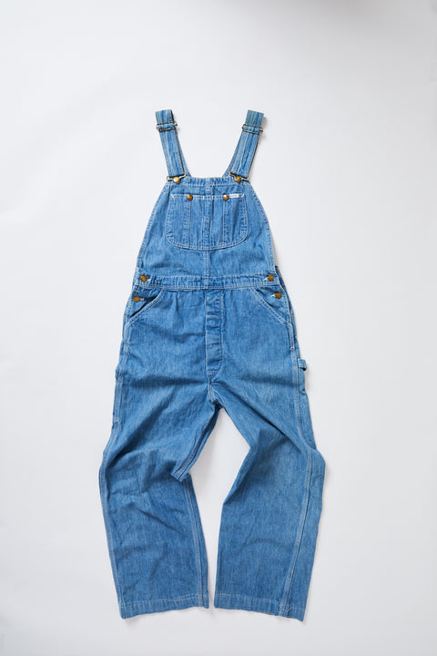 Lee Denim Overall Made in USA (M)
