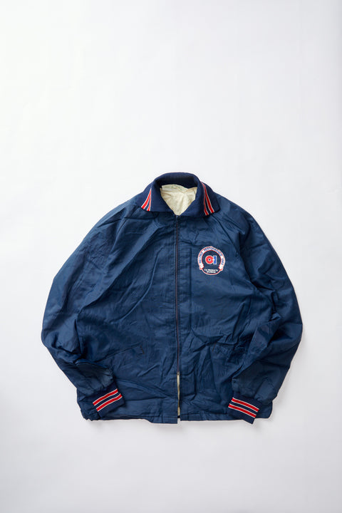 80's Nylon windbreaker (L)