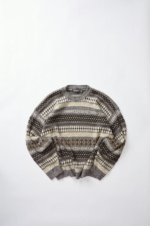 Knitted Sweater (L)