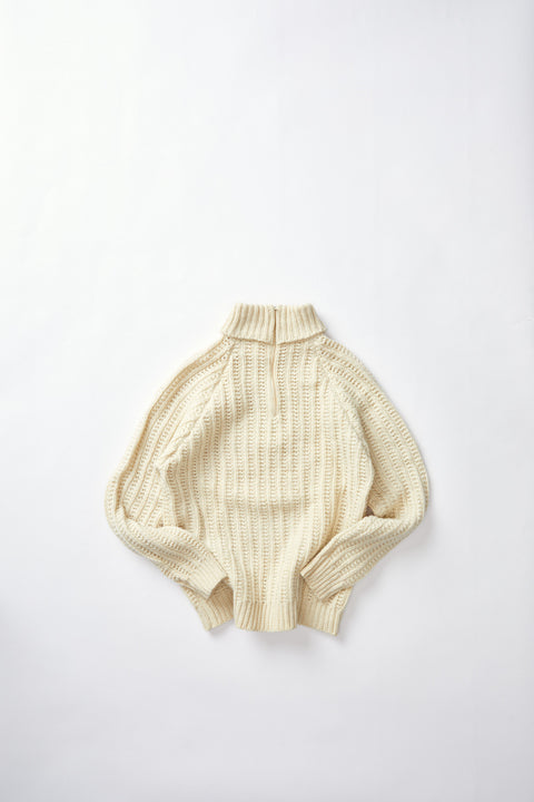 Cable Knit Sweater (S)