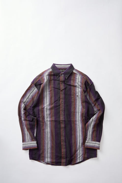 Patterned Weave Shirt (L)