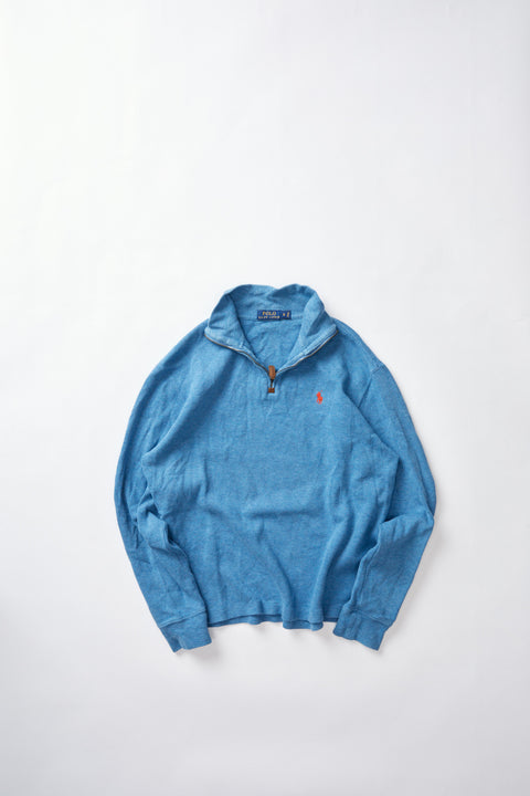 Polo Ralph Lauren Quarter Zip Sweater (S)