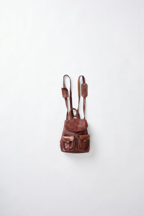 Mini Leather Backpack (OneSize)