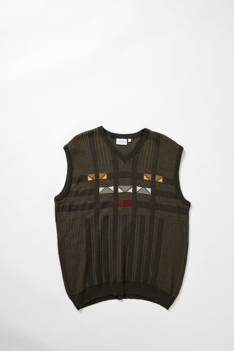 Knitted Vest (XL)