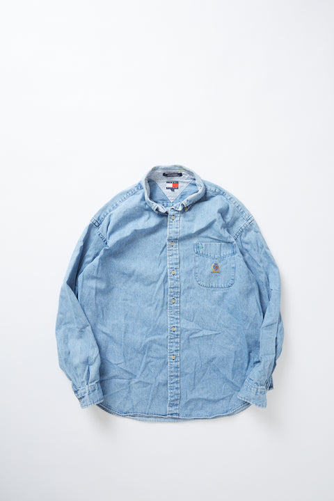 Tommy Hilfiger Denim Shirt (L)