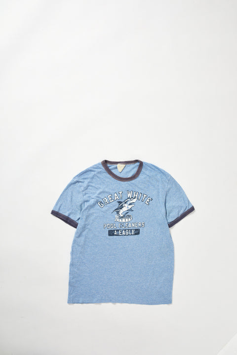 Great White Vintage Tee  (S)
