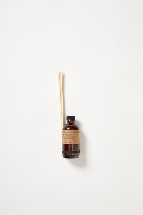 Teakwood and Tobacco Reed Diffuser