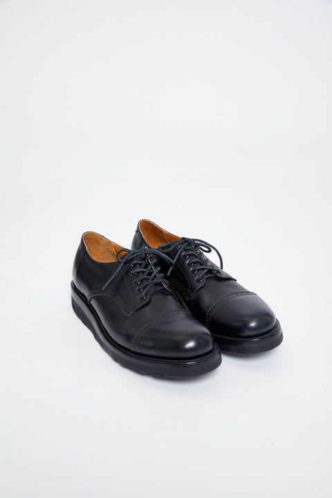 Yuketen Johnson Oxford Black