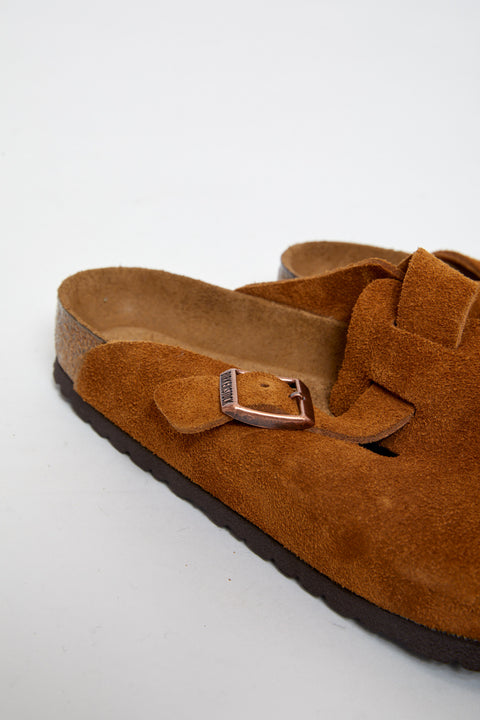 Boston Mink Suede (men)