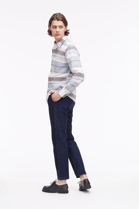Norman Ribbon Pastel - Shirt - Livid Jeans
