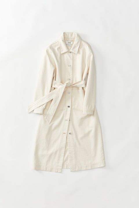Zena Coat Japan Off-White