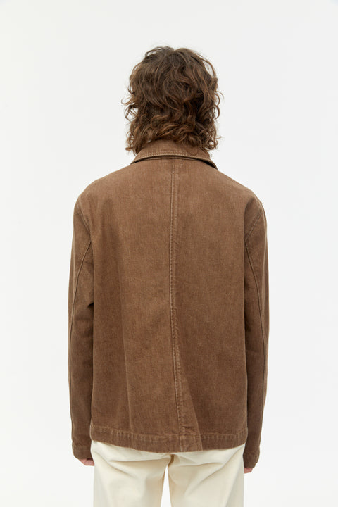 Weaver Japan Brown Twill