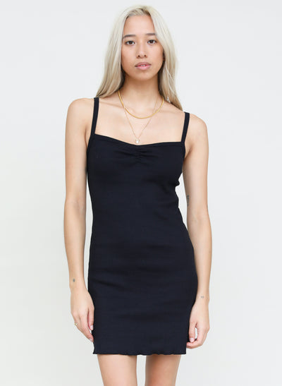Ruched Singlet Dress
