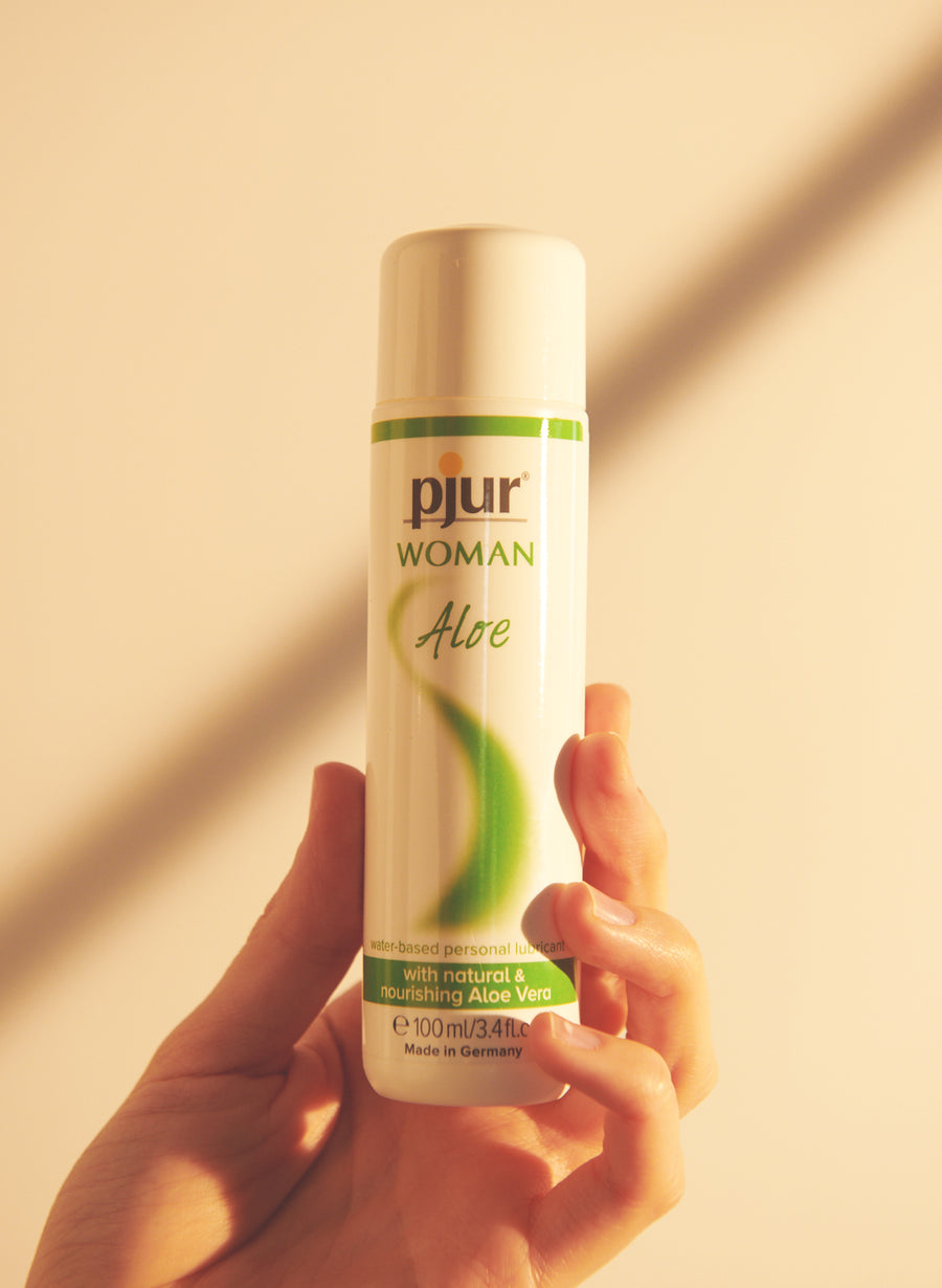 Pjur Woman Aloe Lubricant 100ml