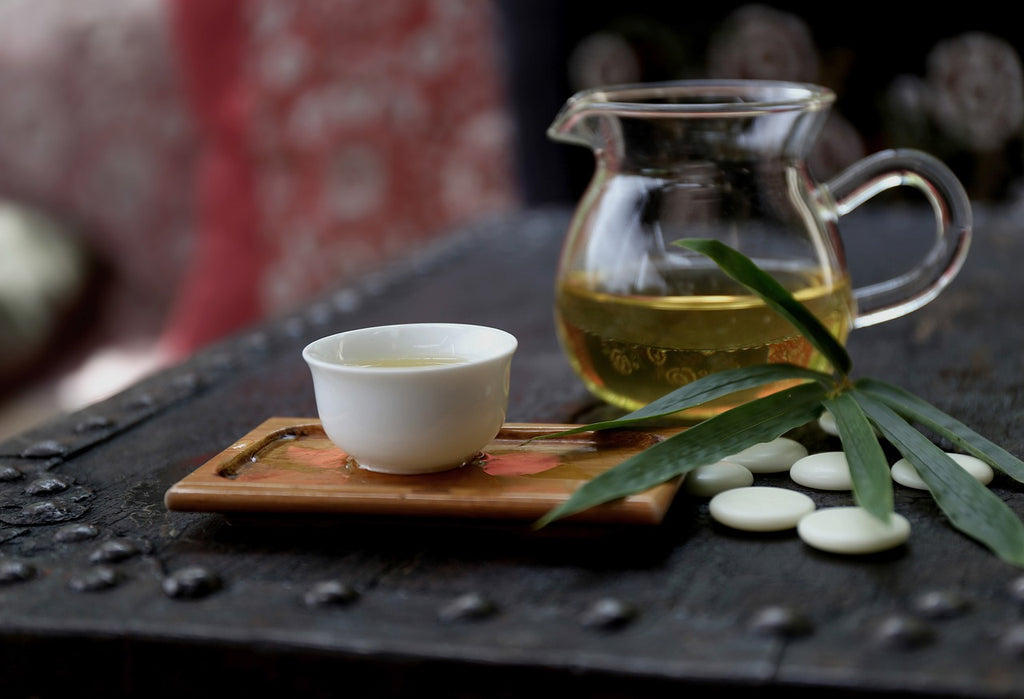 The Link Between Green Tea And Losing Weight