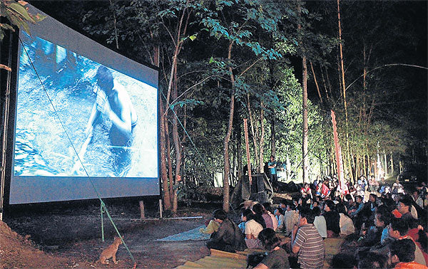 Movies in the Tea Gardens - Entertainment at its best