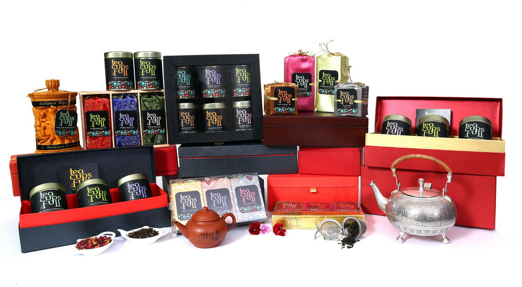 Tea And Gift Baskets – A Perfect Combination