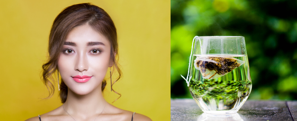 Beauty Tips Using Green Tea