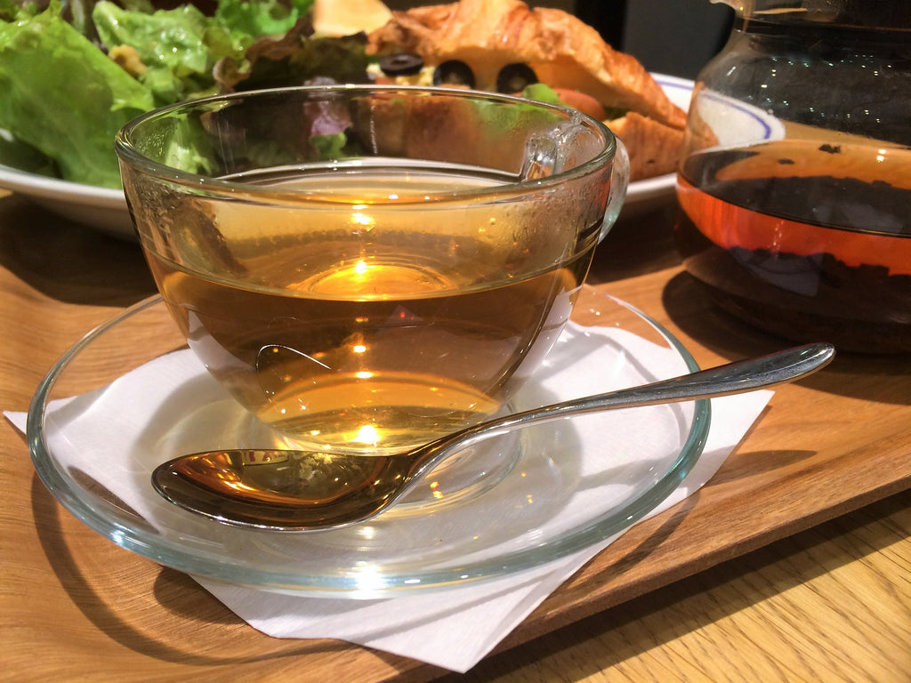 Can Tea Help Prevent Food Poison?