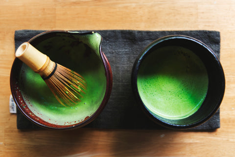 Matcha Green Tea, Green tea powder