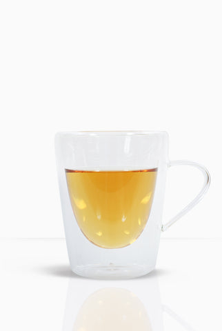 Tea Cup - Double Walled, Made in Italy
